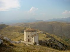 Abruzzo, Italy...where my Dad's family is from