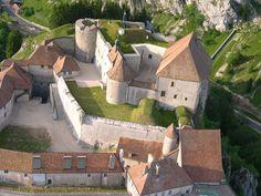 Château de joux ( Haut Douds )
