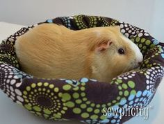 Sewplicity: TUTORIAL: Simple Pet Bed