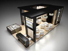 Design proposal for hotel Remi Martin Sponsored Royalty exhibition. Kiosk Design, Display Design, Cafe Design, Retail Design, Exhibition Stall Design, Exhibition Stands, Exibition Design, Coffee Shop Design, Commercial Design