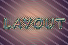 Create Stunning Text with Halftone Pattern in Photoshop