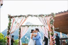 Casamento ao ar livre: Karine  Wagner   Blog do Casamento