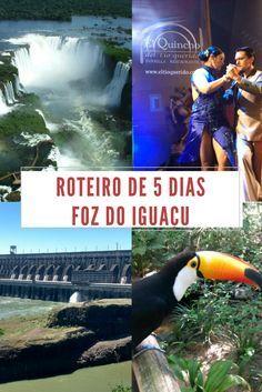 Veja dicas de passeios, restaurantes, hospedagens e passeios em Foz do Iguaçu.