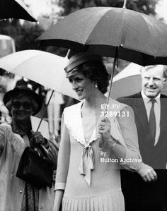 June Princess Diana visits Ravenswood Village for the Mentally Handicapped in Berkshire, to open a new Rose Garden. (Photo by Hulton Archive/Getty Images) Princess Alexandra, Princess Margaret, Princess Kate, Princess Of Wales, Queen Maxima, Queen Letizia, Princes Diana, Lady Diana Spencer, Now And Forever