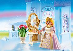 Princesa con Tocador