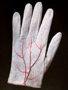 Glove, 1985.
