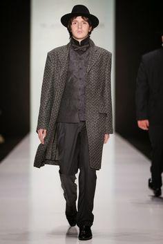 Slava Zaitsev  Fall Winter 2015 Otoño Invierno #Trends #Tendencias #Moda Hombre #Menswear  Russia Fashion Week  M.F.T.