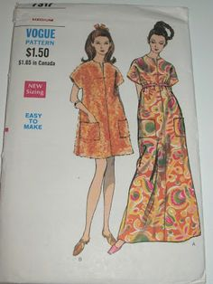 9eea5012dc In search of a cool housedress 60s Patterns