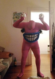 Costumes – This Takes Me Back To The 90s. OMG I LOVE THIS!! Ahhhhh, Real Monsters was my favorite