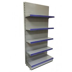 UK Stock, same day dispatch. Over 35 years experience in shop fitting supplies. Store Shelving, Metal Shelving, Wall Shelving, Shelves, Gondola Shelving, Cream Colour, Silver Walls, Shop Fittings, Retail Shop