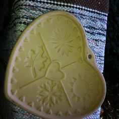 $.99 Pampered Chef cookie stone. Found at Goodwill.
