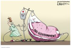 BIG GOVERNMENT | Mar/15/17 Cartoon by Lisa Benson -