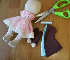 Passo a passo casaquinho mini boneca 4