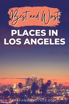 Los Angeles is famously known for its movie industry and as a perfect sunny Southern California City. There are definitely Los Angeles tourist attractions you shouldn't miss and lots of best places in Los Angeles that are worth visiting. But after living in LA for almost two decades, I've made up my mind that there are Los Angeles tourist traps you should leave off your LA itinerary. Find out these non touristy things to do in Los Angeles and make your LA vacation more worthwhile. California Destinations, California City, Us Travel Destinations, California Travel, Southern California, Places To Travel, Usa Travel Map, Canada Travel, La Tourist Attractions