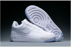 Creative Nike Air Force 1 Low Upstep BR White Glacier Blue