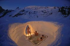 Awesome Hot tub!   Gstaad Palace, Switzerland