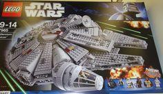 Minifigures: Chewbacca, Darth Vader, Han Solo, Luke Skywalker, Obi-Wan Kenobi, Princess Leia