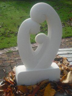 3 Koru sculpture