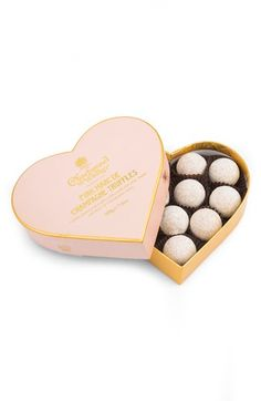 Charbonnel et Walker Chocolate Truffles in Heart Shaped Gift Box at Nordstrom.com. Treat your sweetheart's taste buds to something spectacular. This mouthwatering, heart-shaped box of flavored truffles is handcrafted by the chocolatiers at Charbonnel et Walker—makers of some of the most delicious treats that England has to offer since they were established in London in 1875.