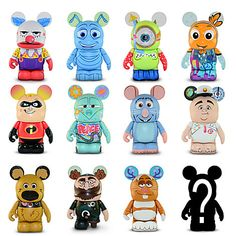 Vinylmation Pixar Series Figure - 3'' | Vinyl Figures | Disney Store | $12.95 each