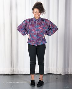 The Colourful Squared Shirt