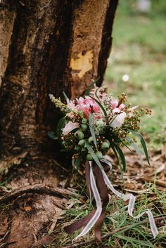 Australian native flower bouquet