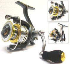 Shimano Rarenium CI4 FA Fishing Reel by Shimano Weight (g): 200 Ballbearings: 6 S-ARB Line Cap. (mm/m): 0,18-290 / 0,20-240 / 0,25-160 Gear ratio: 5,0:1