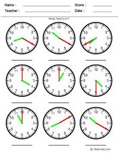 used this website for elapsed time.