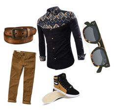 under 100 euros (2) by codrinabazu on Polyvore featuring polyvore Hollister Co. Topman Uniqlo men's fashion menswear clothing