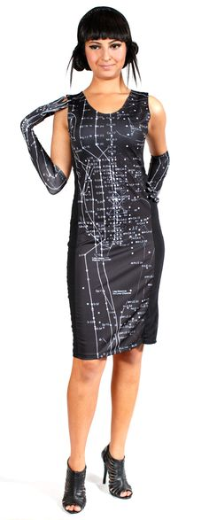 Acupuncture Point Dress : Gifts For Acupuncturists  www.chinesemedicineliving.com