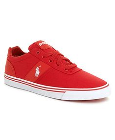 Spring Trends: The bright stuff POLO RALPH LAUREN #mens #shoes #red BUY NOW!