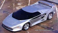 Vector WX3 Supercar