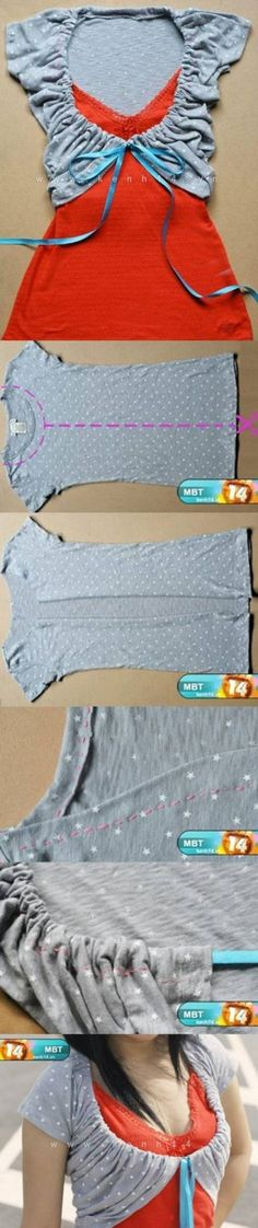 DIY Shirt Decor DIY Projects