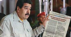 El gobierno de Nicolás Maduro compró un millonario publirreportaje en el diario estadounidense para contar su versión de la crisis fronteriza.