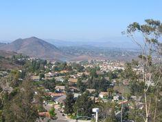Rancho Bernardo, California - this view is gorgeous!
