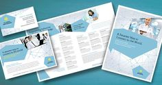 Graphic Designs for Global Network Solutions