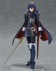 Pre-Order Estimated Release: October 2016 Series: Fire Emblem: Awakening Manufacturer: Max Factory Sculptor: Max Factory Specifications: Painted, non-scale ABS & PVS figure Height (approx.): 140mm / 5
