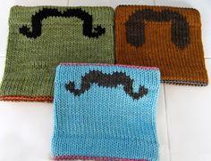 mustache cowls