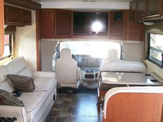 what do you think of this #Thor #RV interior?