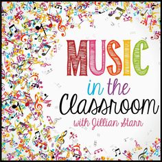 Awesome playlists with appropriate songs for students to listen to throughout the day!