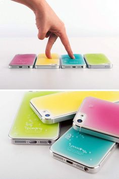 This would be a blast to have! Next case I get! Squishy iPhone cases!!!: