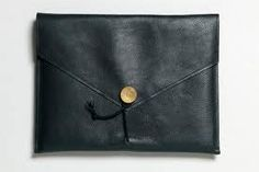 Pc case or leather business card holder