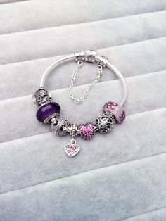 50% OFF!!! $219 Pandora Charm Bracelet. Hot Sale!!! SKU: CB01560 - PANDORA Bracelet Ideas