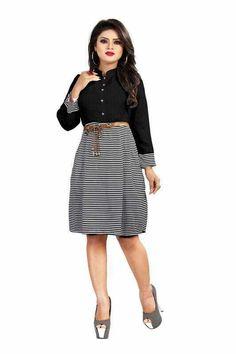 Black Indian Party Wear Fancy Shirt/Skirt For Women Wear Rayon + Lygra Western Wear Dresses, Western Gown, Western Wear For Women, Women Wear, Party Wear Long Gowns, Midi Skirt With Pockets, Fancy Kurti, Indian Party Wear, Indian Wear