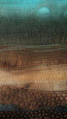 Walnut Shore I detail by Deborah O'Hare aka the blue hare on flickr