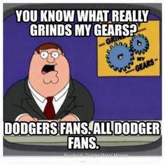 Dodgers hahaha