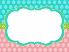 Image resucclt for Etiquetas Classroom Labels, Classroom Decor, Boarders And Frames, Diy And Crafts, Paper Crafts, School Labels, Page Borders, Printable Tags, Printables