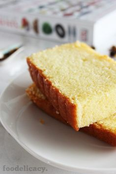 A simple and classic Nonya recipe for a very rich, moist and decadent butter cake with a light hint of vanilla flavour. (Adapted from source: & Best of Singapore Cooking& by Mrs Leong Yee Soo). Cooking For A Group, Loaf Cake, Sugee Cake, Square Cakes, Best Chef, Cake Videos, Vanilla Flavoring, Cake Pans, Cake Recipes