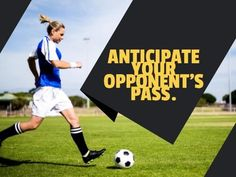 An image of a girl playing soccer and black shapes and yellow, bold text. Create your own football tips template. Girl Playing Soccer, Football Season, Motivational Quotes, Knowledge, Bright, Posts, Shapes, Templates, Yellow