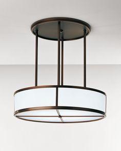 Palos Verdes Pendant   designed by Barbara Barry for Boyd Lighting
